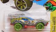 Sting Rod II Dino Riders Grey