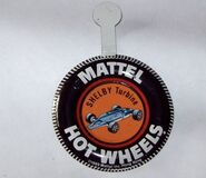 Shelby Turbine Collector Button