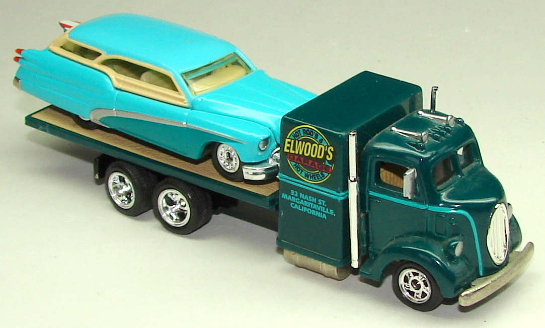 Elwoody Custom Cars 2-Car Set