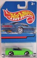 Corvette convertible mexico 2000