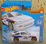 2020 Honda - 05.05 - '88 Honda CR-X 01