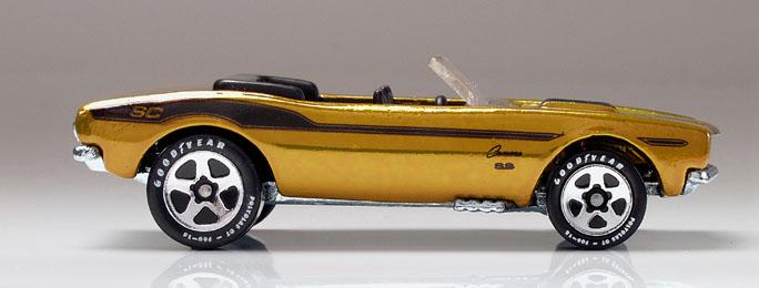 '67 Camaro Convertible