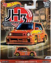 GJP83 2020 JH3 Honda City Turbo II card