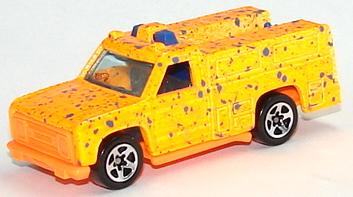 Splatter Paint Series (1996)