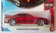 (2) Nissan Skyline GT-R (BCNR33) 2019 Nissan 1-5 6-250