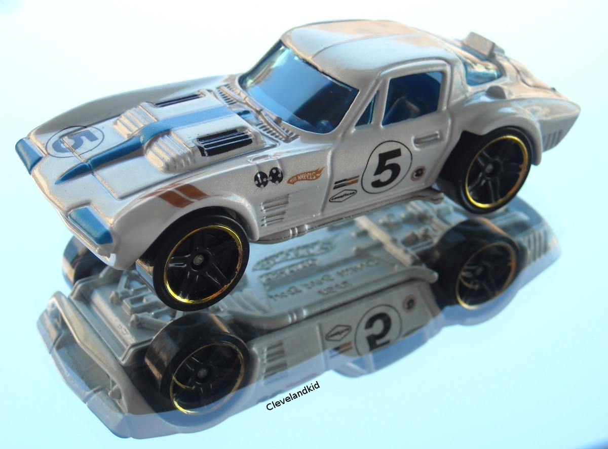Details about  /hot wheels 2009 mystery car #185  split vision