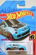 Fiat 500 - 03 Card