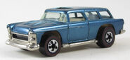 G15 Hot Wheels 55 Chevy Classic Nomad 1993