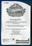 7th Annual Hot Wheels Collectors Nationals Heavy Chevy carded back