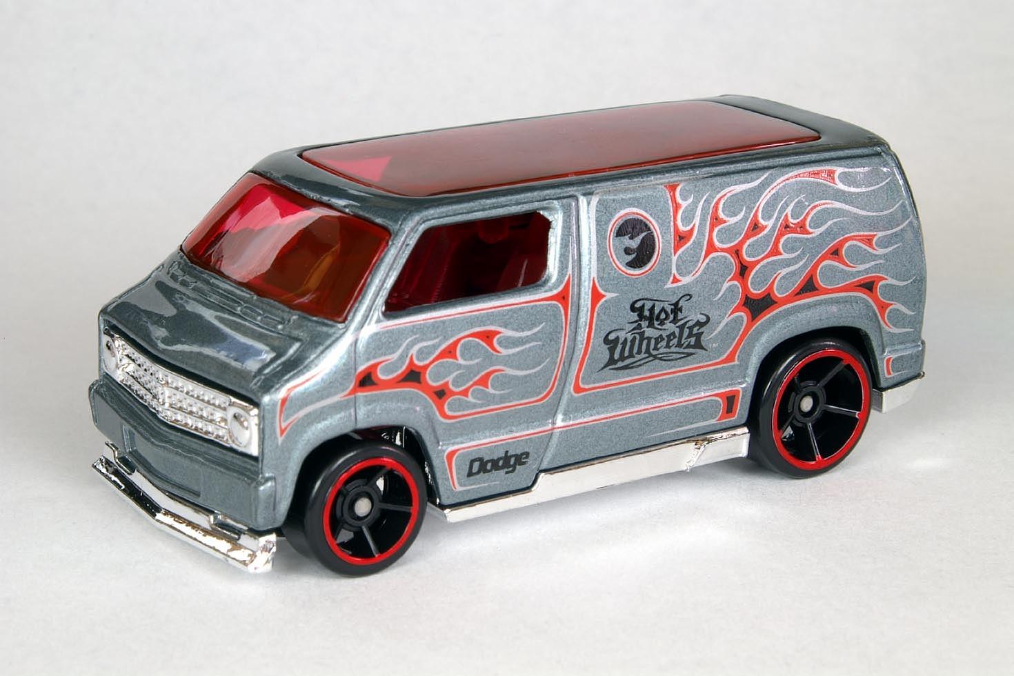Hot Wheels Vans