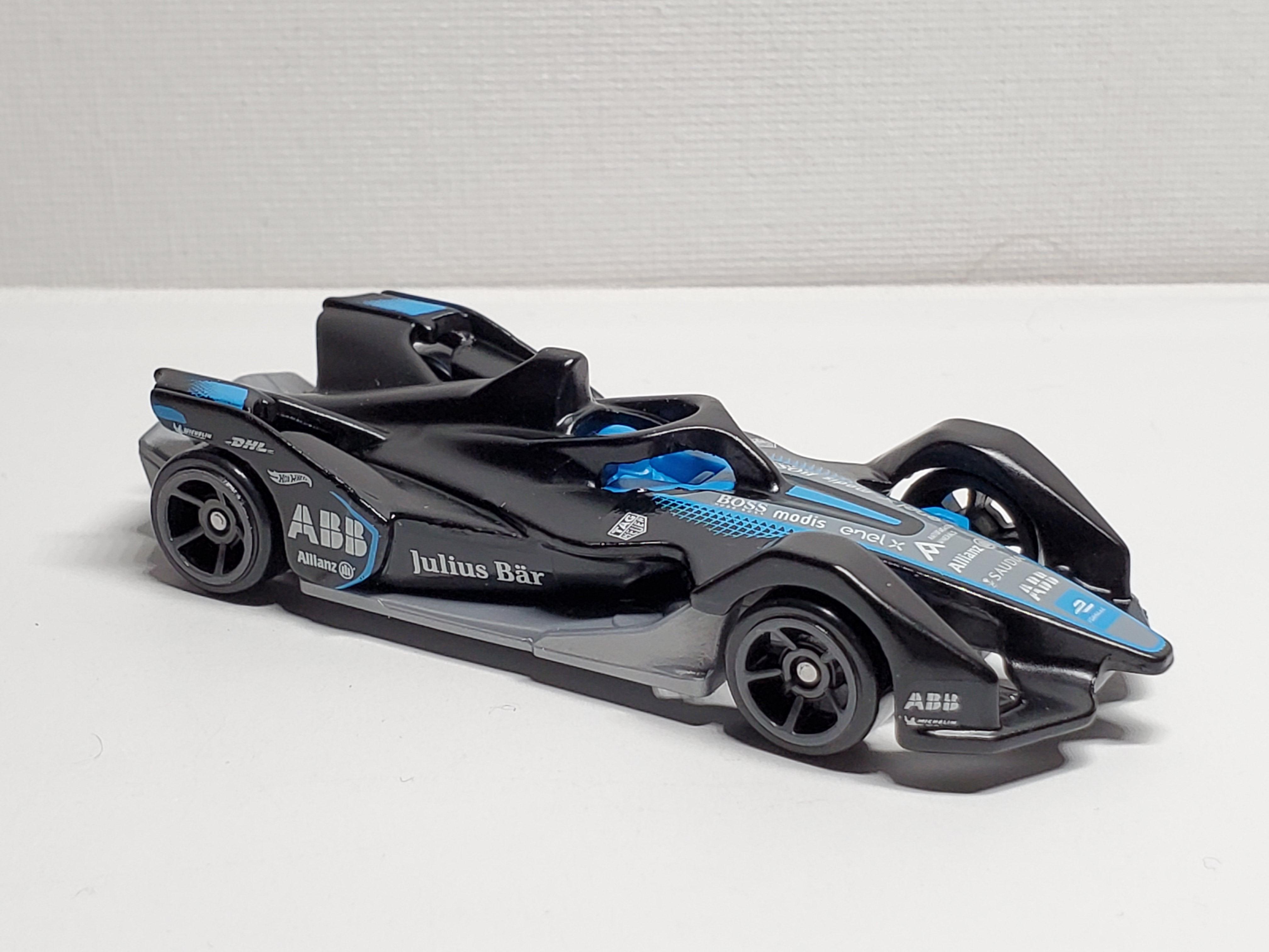 Formula E Gen 2 Car
