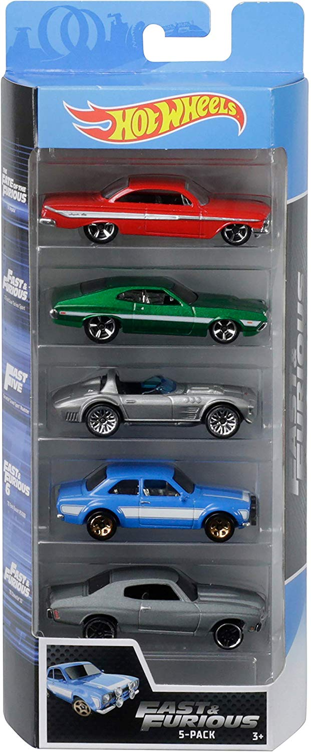 Fast & Furious 5-Pack (2019)
