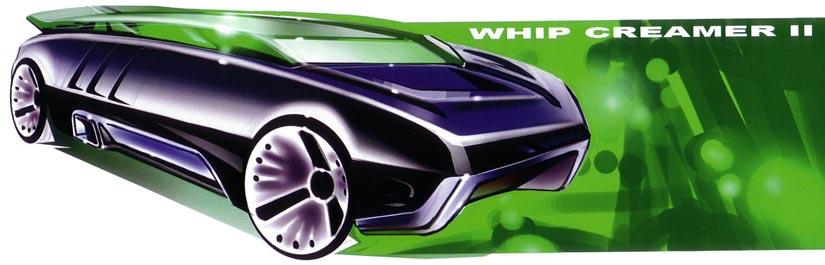 Whip Creamer II