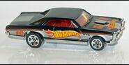 67' Pontiac GTO (3507) HW L1150790
