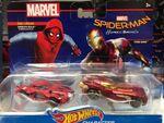 Homecoming Spider-Man & Iron-Man (DXM16)