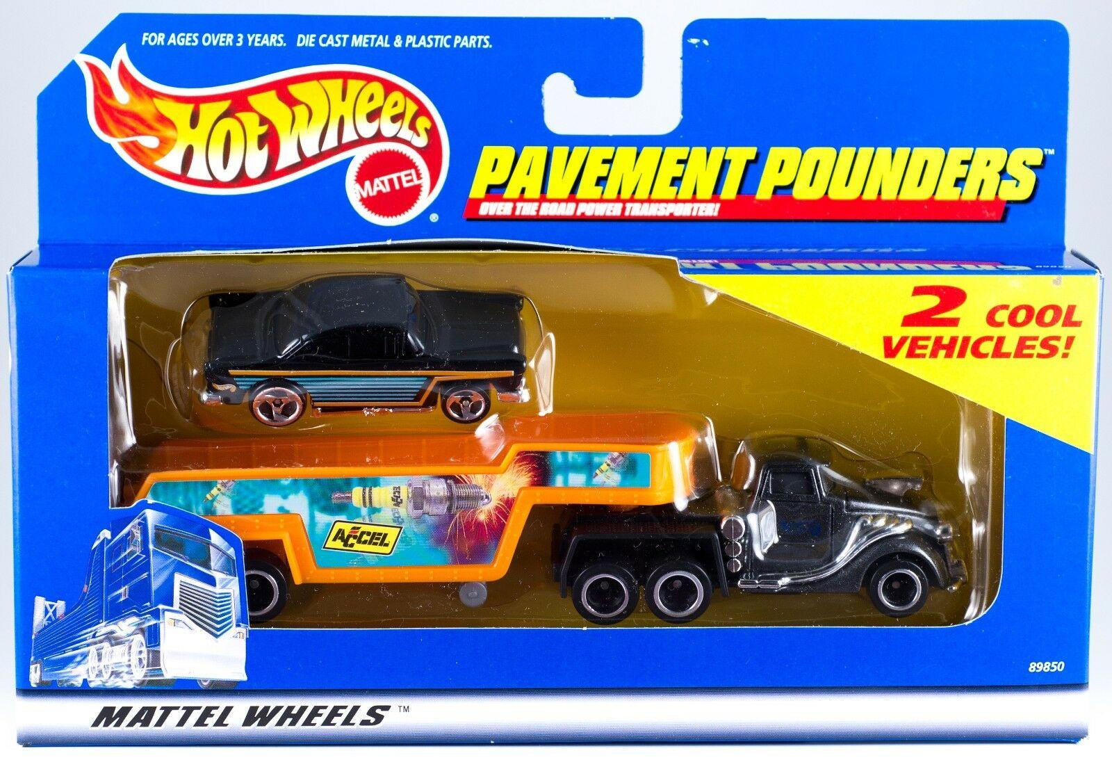 Blown Truck