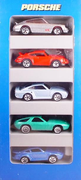 Porsche 5-Pack
