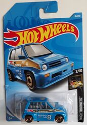 85 Honda City (FYD12)