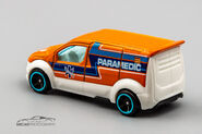 GHC65 - Hot Wheels Ford Transit Connect-2