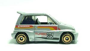 Honda City Turbo-1