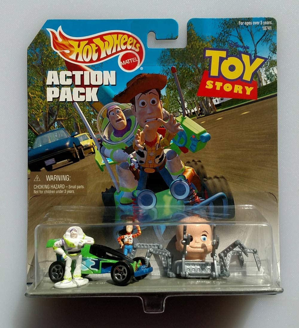 Toy Story Action Pack