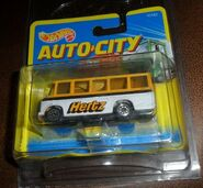 Auto City Mercedes Benz bus