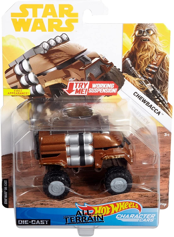 Chewbacca (Solo All-Terrain)