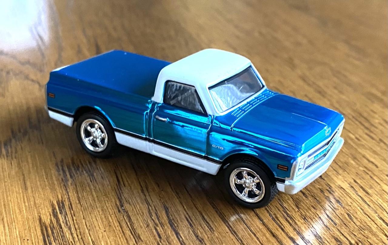'69 Chevy C-10