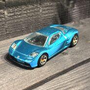 2013. Acura HSC Concept.
