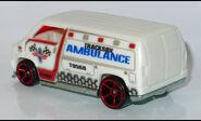 Custom 77' Dodge van (996) HW L1170171