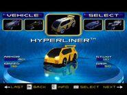 Hyper Liner VX