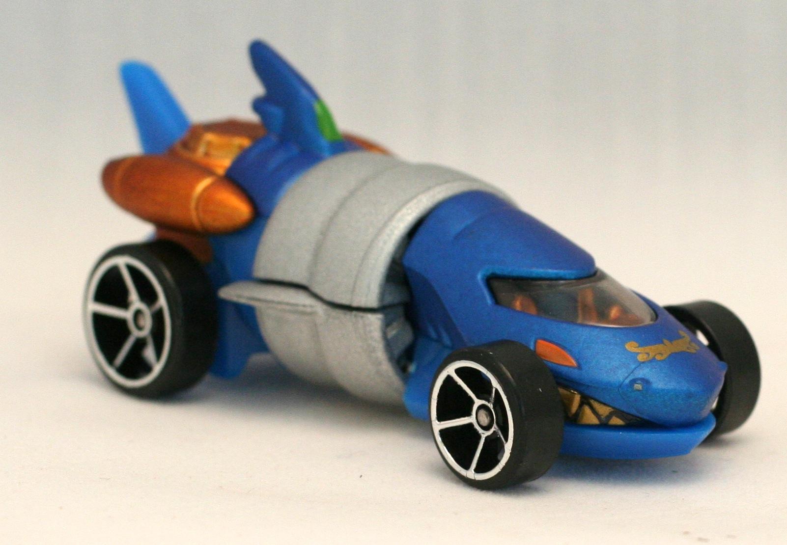 Blue Ranger - Shark Zord