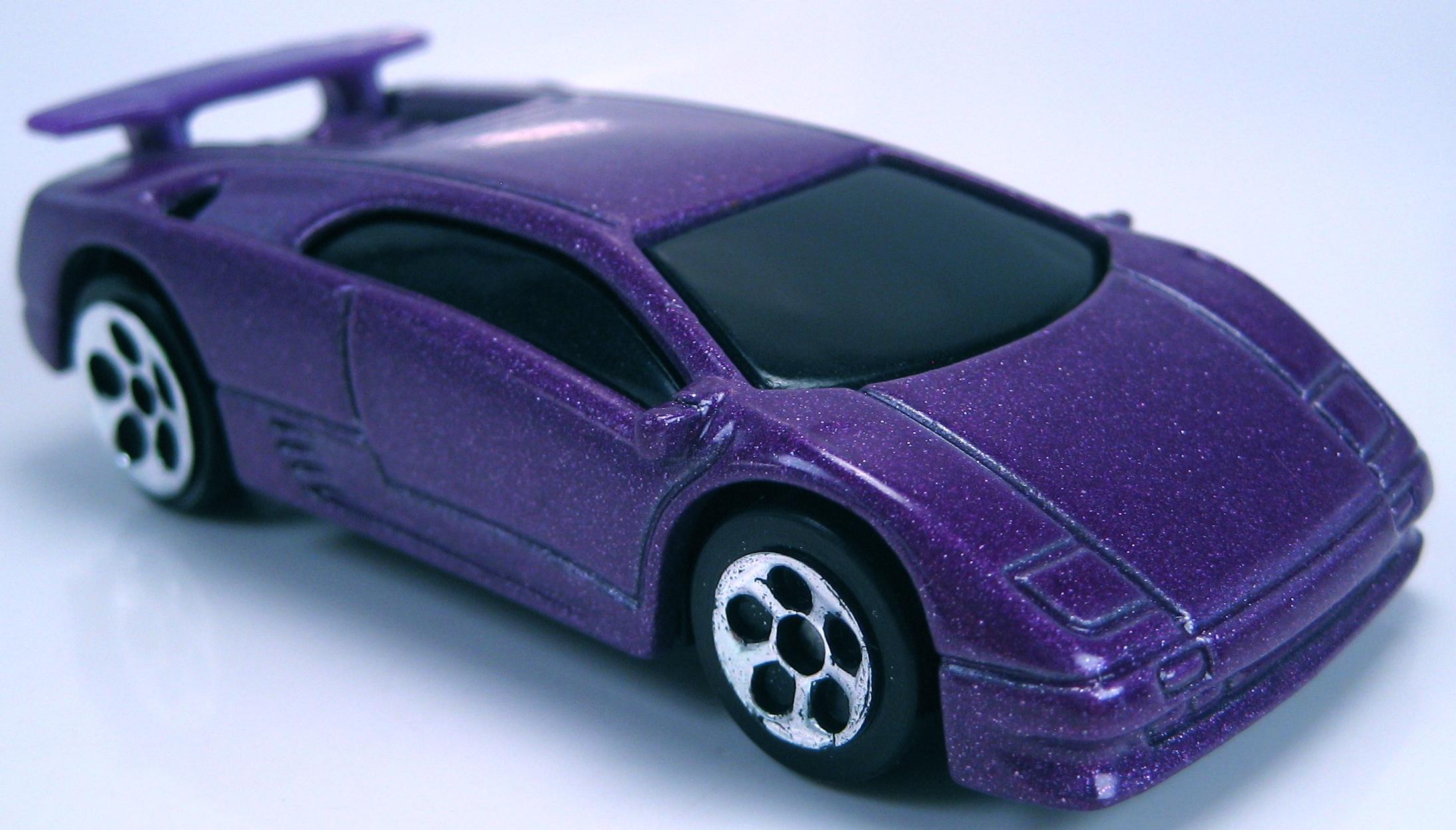 Lamborghini Diablo (McDonald's)