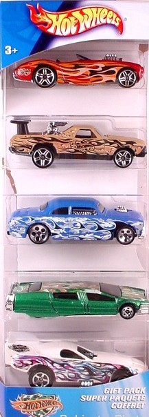 Camouflage 5-Pack (2004)