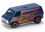 Blue supervan wiki