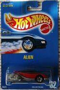Hot Wheels Alien Collector