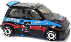 '85 Honda City Turbo II - FJW43 Loose