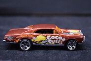 67 Pontiac GTO 5Dot