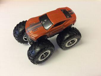 18 Chevy Camaro Ss Monster Truck Hot Wheels Wiki Fandom