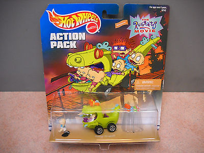 The Rugrats Movie Action Pack