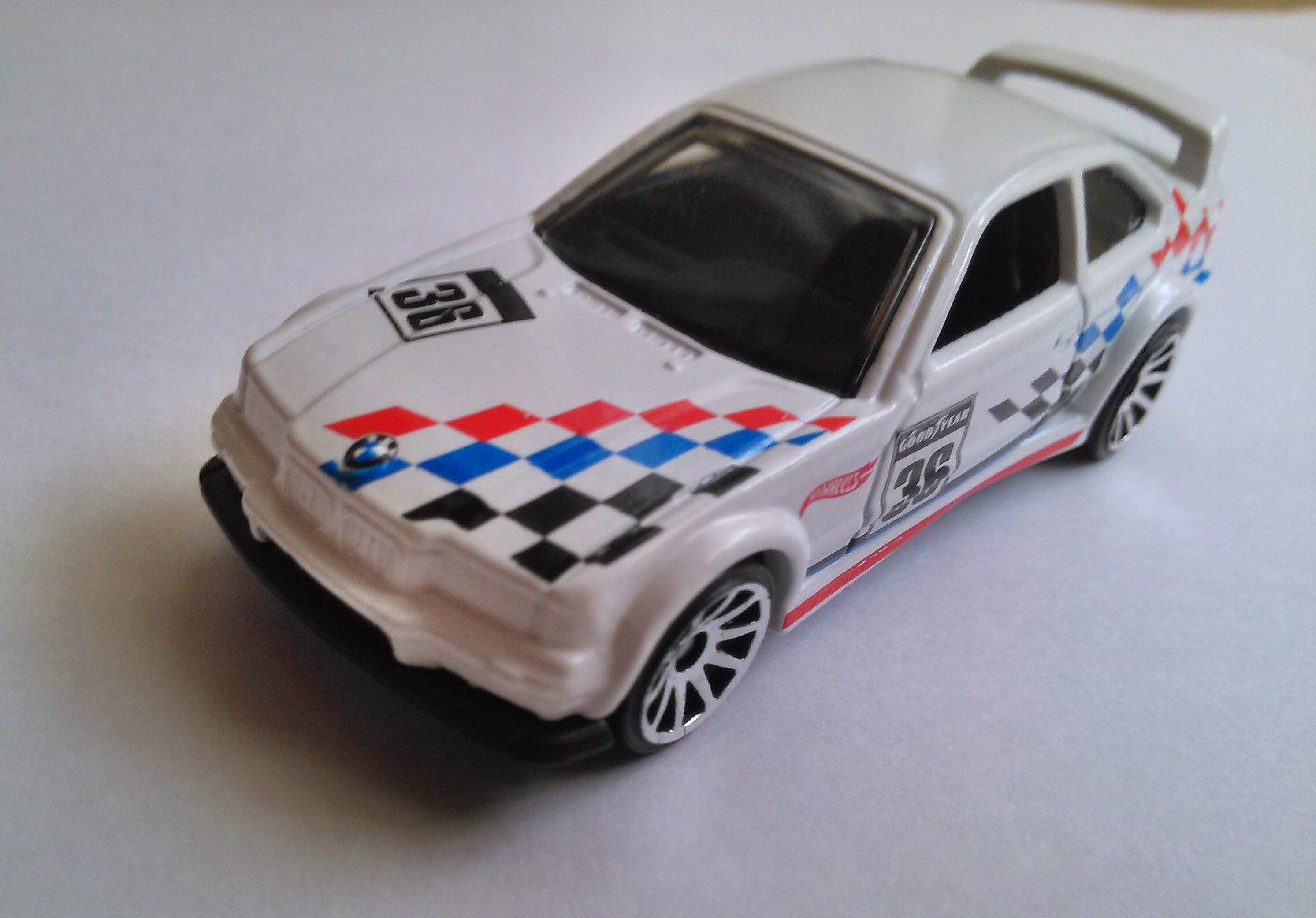 Bmw E36 M3 Race Hot Wheels Wiki Fandom