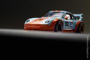 2016 RLC Gulf Racing Porsche 993 GT2