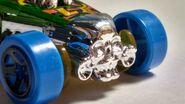 2020 Hot Wheels id Chase- 05.08 - Bone Shaker 05
