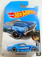 70 Chevy Chevelle (Blu) NightB 7 - 17 Cx