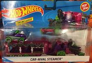 Car-Nival Steamer (2nd Color)