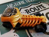 HW SKULL CRUSHER Street beasts 5pack GOLD