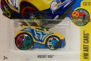 Rocket Box DTX96