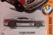 '15 Dodge Challenger SRT DTY90