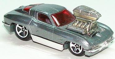 1963 Corvette ('Tooned)