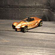 2010. Hyundai Spyder Concept. Mystery Cars.